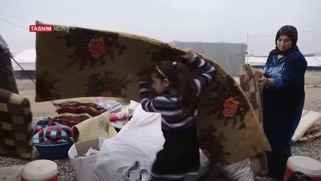 آمارهای تکان دهنده از آوارگان سوری