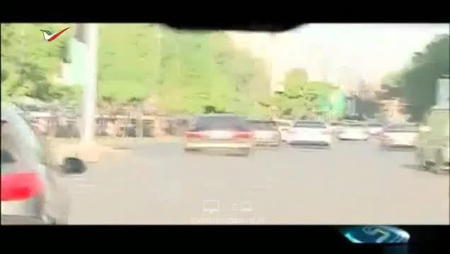راننده خودروهای لوکس تهران - چرا دور دور می کنید؟