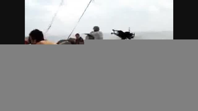 نجات کشتی تجاری ایران بعد از درگیری شدید بادزدان دریایی