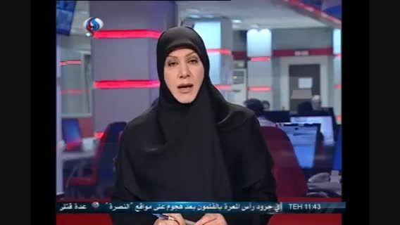 جدیدترین تصاویر از کشتی ایرانی در راه یمن