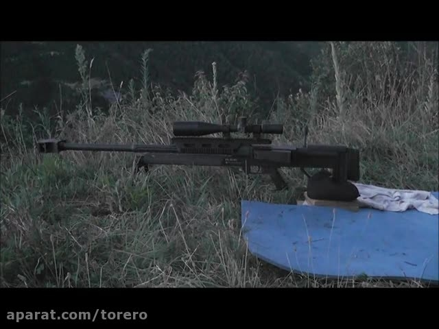 شلیک با اشتایر HS 50 M1