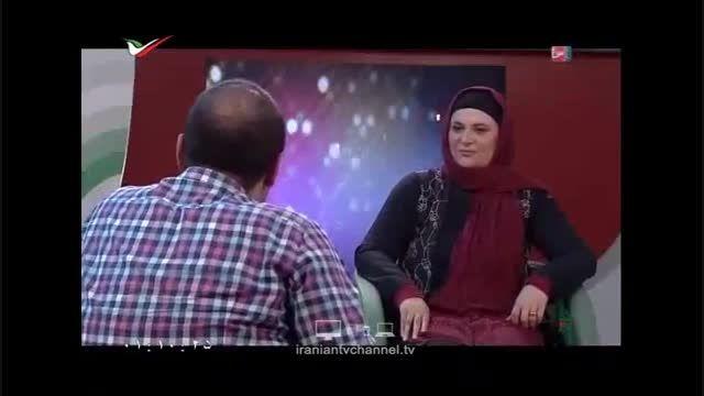 خندوانه - 3 مرداد 94 - ریما رامین فر و جناب خان