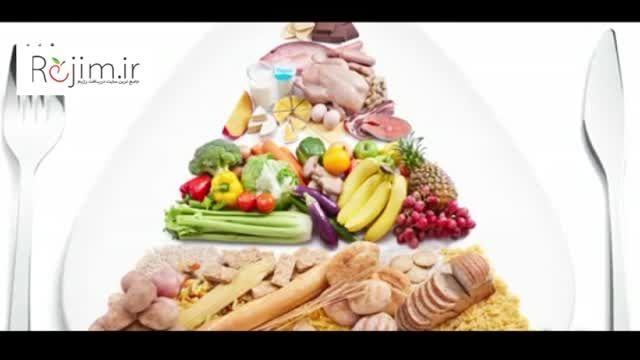 ورزش و تغذیه دو اصل تناسب اندام