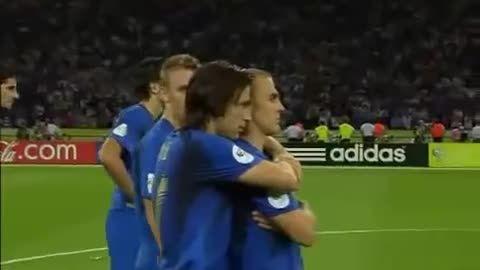 ایتالیا - فرانسه (فینال جام جهانی 2006) پارت 3