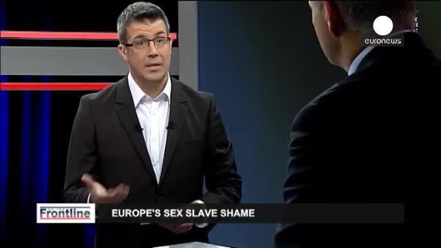 تجارت برده های جنسی در اروپا