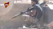 سوریه شکار سلفی هنگام تصویر برداری از شکار پی ام پی