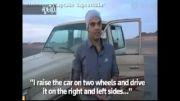 تفریح خطرناک و عجیب جوانان سعودی!!!!!!