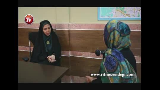 قسمت دوم مصاحبه لیلا اوتادی با تی وی پلاس