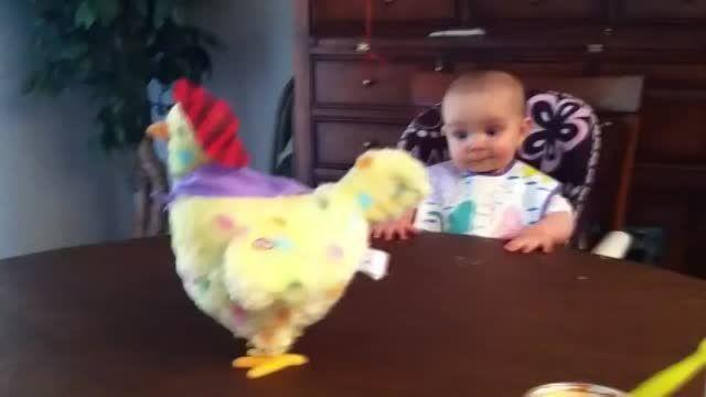 ذوق زدگی کودک از مرغ تخم رنگی گذار!