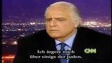 وقتی پدرخوانده (مارلون براندو) از تسلط یهودیان بر هالیوود سخن می گوید