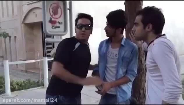 دابسمش خنده دار از دعوا کردن پسرا