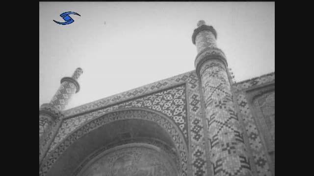 دروازه تهران قدیم یا دروازه قدیم تهران - استان قزوین