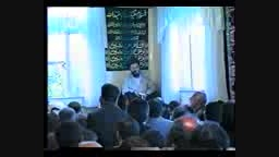 روضه جابر انصاری - اربعین - آیت الله شجاعی کیاسری(ره)