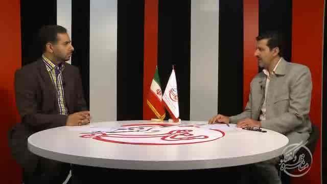مصاحبه دکتر ضرابی سونامی سرطان در ایران  1