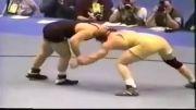 براک لزنر NCAA (حریف وِس هَند) Pt. 2