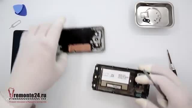 تعویض تاچ و LCD - تعویض گلس - باز و بسته کردن گالکسی A3