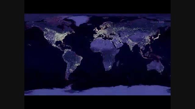 آب شدن یخ های قطب شمال