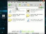 خارج کردن فایل های از حالت مخفی
