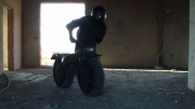 موتور سیکلت دو دیفرانسیل روسی عجیب