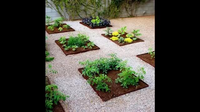كارهای DIY برای باغچه