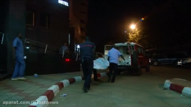 گروگان گیری در هتلی در مالی 27 کشته بر جای گذاشت