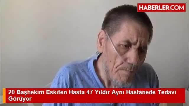 ترخیص از بیمارستان پس از 47 سال