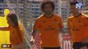 رونالدو می خواهد به بازی با بایرن برسد