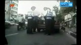 جریمه پلیس نامحسوس و گریه کردن!