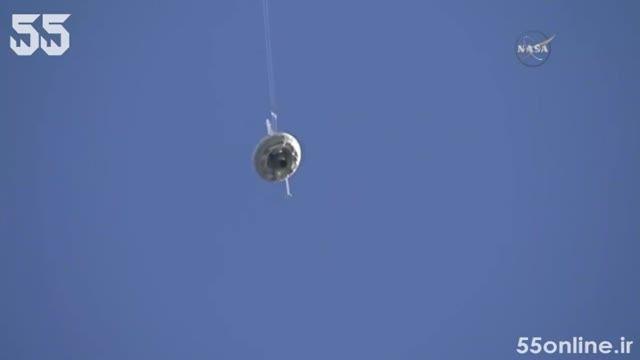 اعزام بشقاب پرنده ناسا به مریخ