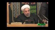 عزاداری حسینی در هیات دولت