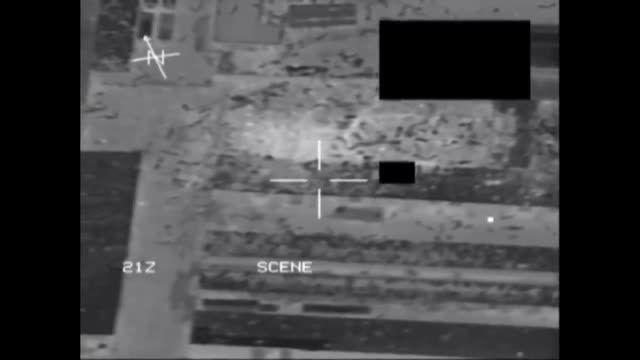 حملات نیروی هوایی استرالیا بر ضد داعش در عراق