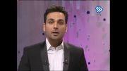 طعنه احسان علیخانی به احمدی نژاد در سال 91