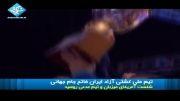اهتزاز پرچم ایران در قلب امریکا
