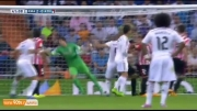 خلاصه بازی: رئال مادرید ۵-۰ اتلتیک بیلبائو