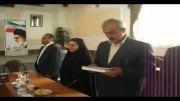 تحلیف شوراهای شهر سراب