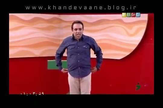 کمدی جلب توجه اجرا شده توسط امیر کربلایی زاده