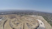 روند توسعه و پیشرفت مقر جدید سفینه فضایی اپل