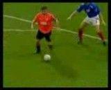 حرکات تکنیکی زیبا در فوتبال