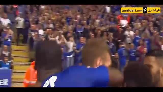 جیمی واردی، ستاره این روزهای لیگ برتر انگلیس