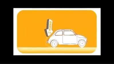 نوآوری جالب در پیدا کردن جای پارک ماشین در پارکینگ