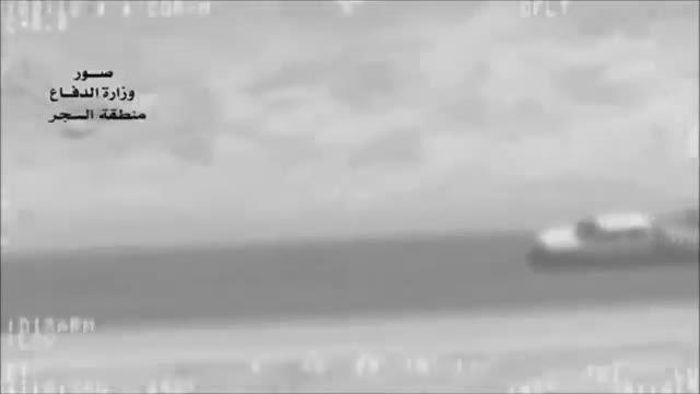 حمله نیروی هوایی عراق به داعش