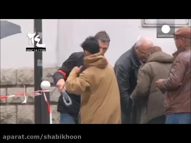 نمازجمعه امنیتی پاریس/مسلمانان حادثه پاریس رامحکوم کردن