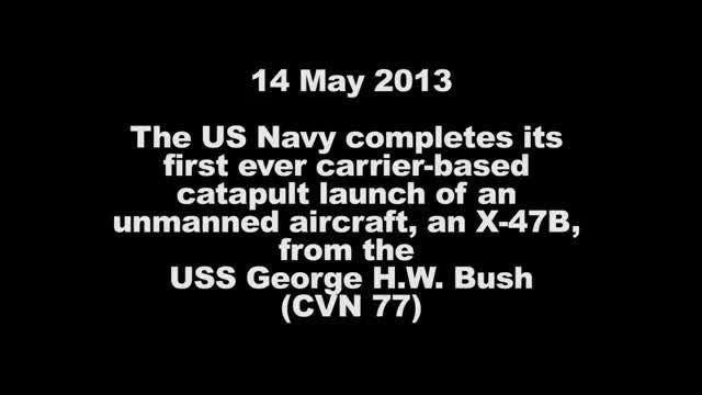 هواپیمای بدون سرنشین X-47B