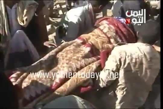 جنایت حاکمان خانه خدا (کعبه) در یمن