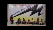 اجرای گروه هنری نیمرخ
