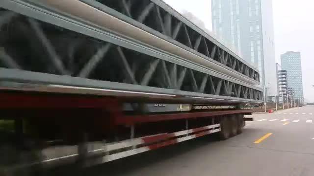 ساخت آسمان خراش ۵۷ طبقه طی ۱۹ روز در چین