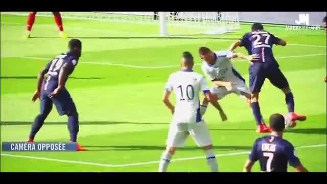 تکنیک های ناب فوتبال در سال 2015