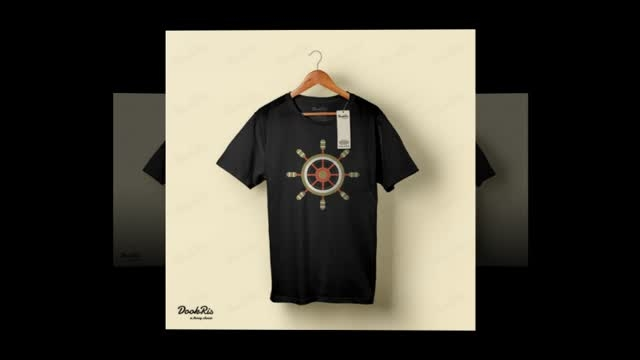 تی شرت مردانه دوک ریس - کالکشن 4