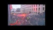 موج خشونت واعتراض در اوکراین....!