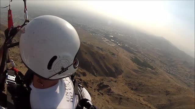 آموزش خلبانی پاراگلایدر-مرکز آموزش خلبانی ایران